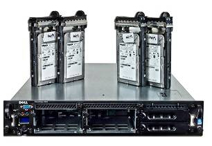 Dell PowerEdge 2850 Server Replacement Spare Hard Drives & Trays PE2850