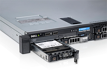 Dell PowerEdge R420 Hard Drives