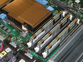 PowerEdge R610 Memory RAM Installed