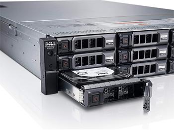 Dell PowerEdge R720xd Hard Drives